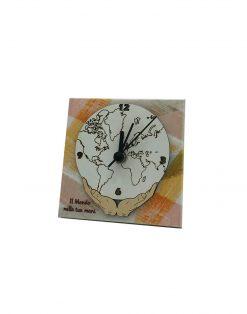 orologio il mondo nelle tue mani